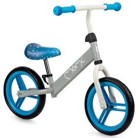 "Līdzsvara velosipēds Momi Nash Stars ROBI00023, zila/pelēka, 12"""
