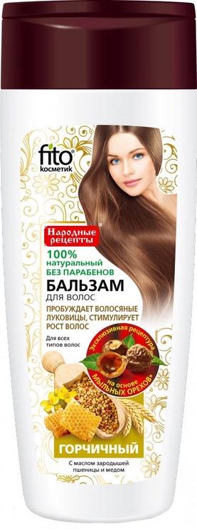 Fito Kosmetik Hair Balm With Mustard 270ml