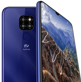 Mobilais telefons MyPhone Now eSIM, zila, 4GB/64GB