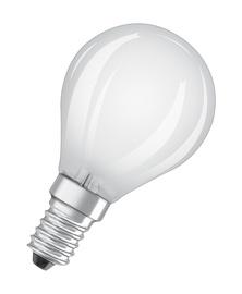 LAMPA LED P45 4W E14 2700K 470LM MAT