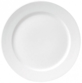 Leela Baralee Simple Plus Dinner Plate with Rim 27cm