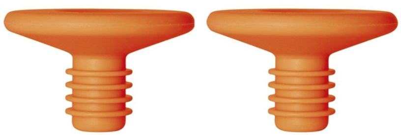 ViceVersa Wine Stoppers Orange 2pcs