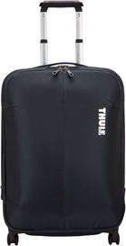 Чемодан Thule Thule Subterra, черный/oранжевый, 63 л, 440x320x630 мм