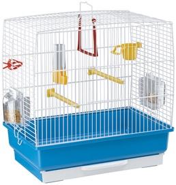 Ferplast Rekord 2 Bird Cage White