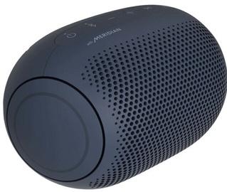 Bezvadu skaļrunis LG XBOOM Go PL2, zila, 5 W