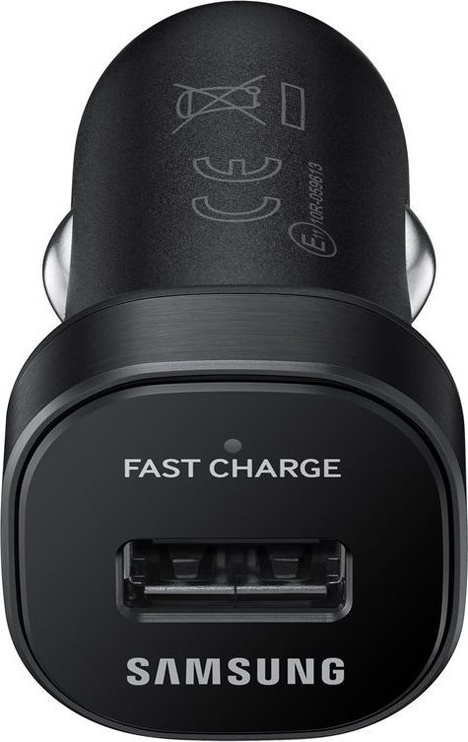 Samsung USB-C Adaptive Fast Charging Black