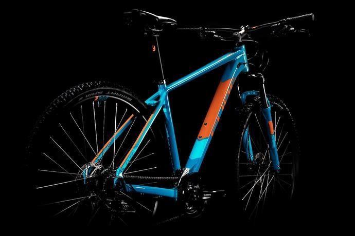 "Cube Aim Pro 17"" Blue/Orange 2019"