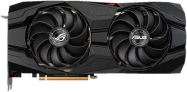 Видеокарта Asus Radeon RX 5500 XT ROG-STRIX-RX5500XT-O8G-GAMING 8 ГБ GDDR6