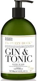 Жидкое мыло Baylis & Harding The Fuzzy Duck Hand Wash 500ml Gin/Tonic