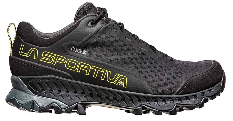 Kurpes La Sportiva Spire GTX Black Yellow 46.5