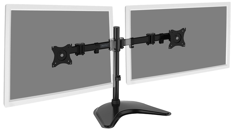 Digitus Monitor Stand 2x LCD Max 27''