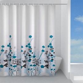 Gedy Ricordi Shower Curtains 180x200cm Multicolor