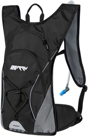 Mugursoma Force Berry Ace Plus Water Backpack 12l/2l Black/Grey
