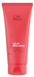 Wella Invigo Color Brilliance Vibrant Color Conditioner For Fine And Normal Hair 200ml