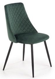 Halmar Chair K405 Dark Green