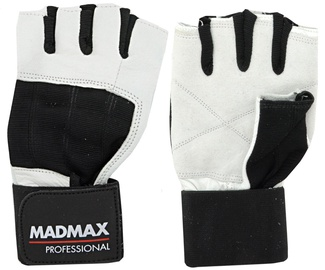 Mad Max Professional White Black S