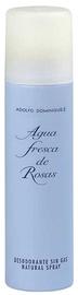 Dezodorants sievietēm Adolfo Dominguez Agua Fresca de Rosas, 150 ml