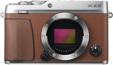 Fujifilm X-E3 Body Brown