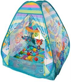 Spēļu paklājs Playgro Grow N Play Convert Me Teepee Ball Activity Gym 4in1 0187626