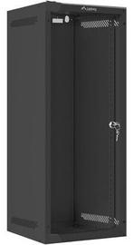 "Lanberg WF10-2315-10 Wall-Mount Cabinet Rack 10"" 15U Black"