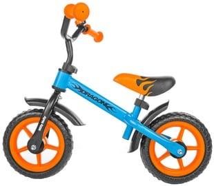 Балансирующий велосипед Milly Mally Dragon Orange/Blue 1445