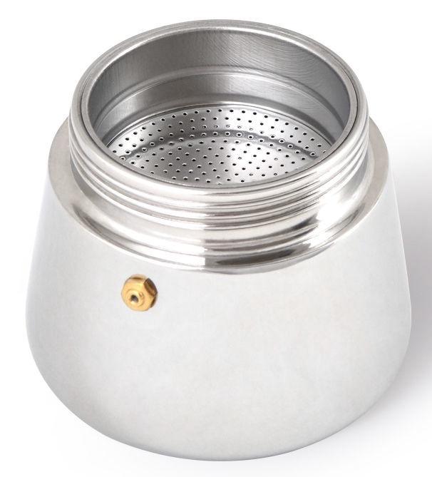 Fissman Stovetop Espresso Maker For 6 Cups 360ml