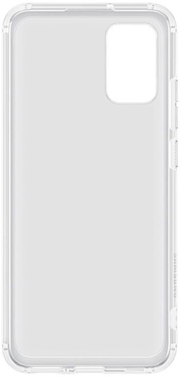 Samsung Soft Clear Back Case For Samsung Galaxy A02S Transparent