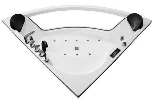 SN Bath BV1507 150x150x59cm White