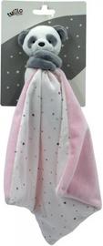Mīļlupatiņa Tulilo Milus, rozā