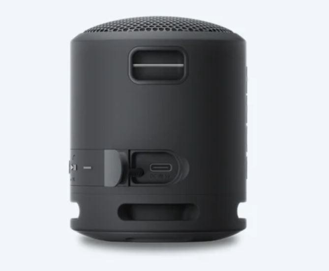 Bezvadu skaļrunis Sony XB13 Extra Bass, melna, 5 W