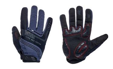 Cube RFR Comfort Long Finger Black/Anthracite L