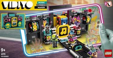 Konstruktors LEGO VIDIYO The Boombox 43115, 996 gab.