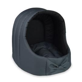 Amiplay Cushion Grey S 36x36x35cm