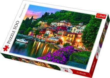 Puzle Trefl Lake Como Italy 37290, 500 gab.