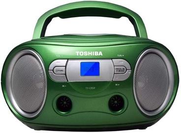 Магнитола Toshiba TY-CRS9 Green