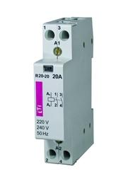 ETI Contactor R20-20 20A 2NO 230V 1600W