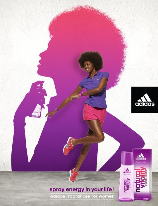 Adidas Natural Vitality 50ml EDT + 250ml Shower Gel