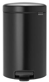 Мусорное ведро Brabantia NewIcon, черный, 12 л