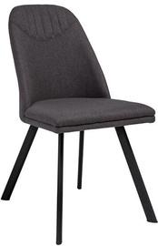 Ēdamistabas krēsls Signal Meble Pablo, pelēka