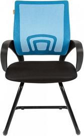 Apmeklētāju krēsls Chairman 696 V TW Light Blue/Black
