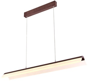 Candellux Curacoa Hanging Ceiling Lamp 33W LED 4000K Brown