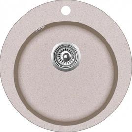 Aquasanita SR100-112W Sink Ora 505x505mm