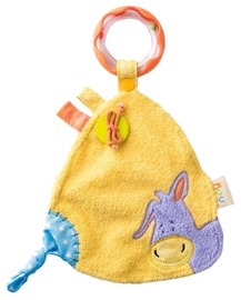 Niny Soft Baby Cloth With Rattle Donkey 700014