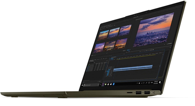Ноутбук Lenovo Yoga Slim 7-14IIL 82A10064PB PL Intel® Core™ i5, 8GB/256GB, 14″
