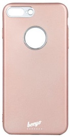 Beeyo Soft Back Case For Samsung Galaxy J7 J730 Rose Gold