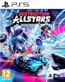 PlayStation 5 (PS5) spēle Sony Interactive Entertainment Destruction AllStars