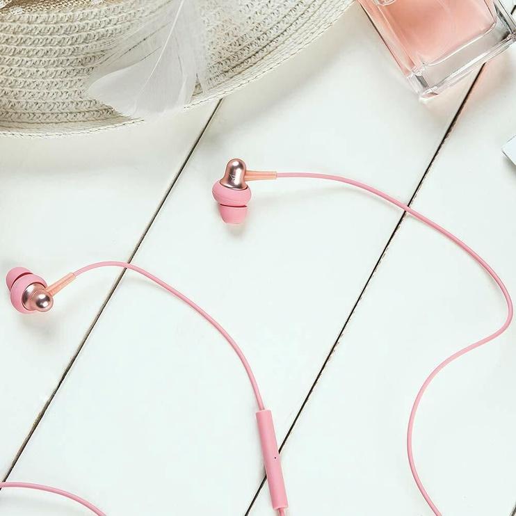 Austiņas 1More Stylish E1025 Pink