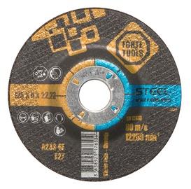 Slīpēšanas disks Forte Tools, 125 mm x 22.23 mm