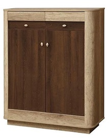 Olmeko Fantazija 34.13-02 Chest Of Drawers Canyon/Cagliari Oak