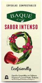 Cafe Baque Sabor Intense Flavour Nespresso Compatible Coffee Capsules 10pcs